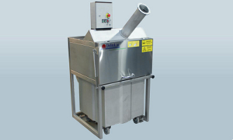 Model DT-500GC - Glass Crusher/Bottle Grinder