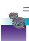 PWTech - Model HBNR - Hybrid Biological Nutrient Removal Brochure