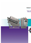 PWTech - Volute Thickener Brochure