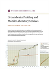 Groundwater Profiling and Mobile Laboratory Services - Brochure