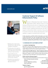 Customer Support Services - Brochure