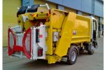 CUB - RHEADNN/160 - Electric Bin Lifts