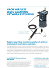 Wireless Level-Alarming Network Extension Datasheet