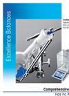 High-Performance Micro and Analytical Balances Brochure
