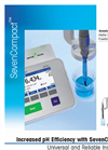 SevenCompact pH Meter - Versatile and Universal pH and Conductivity Meters Brochure