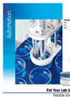 Automation in Laboratory. InMotion Autosamplers Brochure