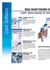 LabX Direct Density & Refractometry Datasheet