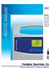 450 TOC Portable Total Organic Carbon Analyzer Datasheet