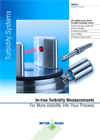 InPro 8100 Turbidity Sensors for Biotechnological Applications Brochure