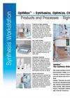 OptiMax Synthesis Workstation Datasheet