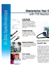 ReactIR 45m In Situ FTIR Spectroscopy Datasheet