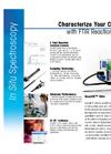 ReactIR 45m In Situ FTIR Spectroscopy Datasheet