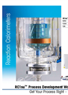 RC1e Process Development Workstation Brochure