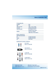 Mettler Toledo - Version iSense - Quick Installation Guide