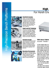 Model PBK9 - High-Precision Weighing Platforms Datasheet