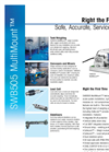 MultiMount - Model SWB505 - Weigh Modules – Multi Purpose Datasheet