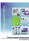 [Catalog] METTLER TOLEDO Process Analytics Product Catalog 2016 / 2017: industrial measuring solutions for pH, ORP, conductivity and others