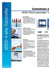 Model M300 Multi-Parameter Transmitter Datasheet