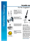 InTrac 781 Retractable Housing, Chemical Applications Datasheet