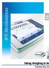 XPR Microbalances Brochures