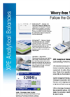 XPE Analytical Balances - Datasheet