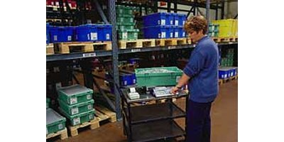 Industrial Weighing - Inventory Control