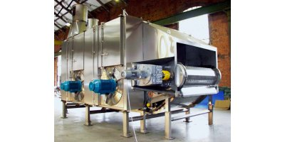 Tek-Dry Systems - Preform Dryers & Coolers