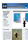Model SCM-2 - Streaming Current Meter Brochure