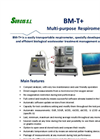 SURCIS - Model BM-T+ - Multi-Purpose Respirometer System - Brochure
