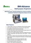 SURCIS - Model BM-Advance - Multi-purpose Respirometer - Brochure