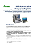 SURCIS - Model BM-Advance Pro - Multi-Purpose Respirometer - Brochure