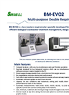 SURCIS - Model BM-EVO2 - Multi-purpose Double Respirometer - Brochure