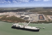 Bechtel Close to LNG Completion on Curtis Island with Australia Pacific LNG First Cargo