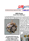 US Jetting 4016 Radial Piston Diaphragm (RPD) Pump – Brochure