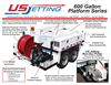 600 Gallon Units – Brochure