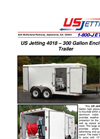 4018-300 Enclosed Trailer – Brochure
