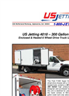 4018-300 F-550 Enclosed Truck – Brochure