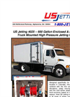 4025-600 Dual-Reel Enclosed Sterling Truck – Brochure