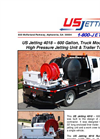 4018-600 Open Truck Trailer Toter – Brochure