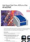 Real-Time PCR analyzer AriaDNA