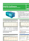 RAPID Software for LUMEX RA-915M&RA-915+ Mercury Analyzers - Brochure
