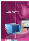 InfraLUM - Model FT-08 - FT Mid-IR Spectrometer - Brochure