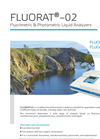 Fluorat - Model 02-4М/02-5М - Multifunctional Fluorescence Analyzer System - Brochure