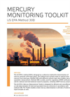 Mercury monitoring toolkit