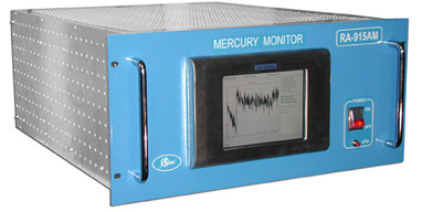 Model RA-915AM - Mercury Monitors