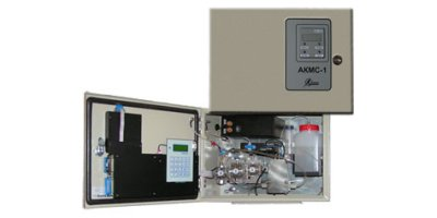 Model AKMC-1 - Water Hardness Analyzer System