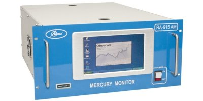 Lumex - Model RA-915AM - Air Mercury Monitor