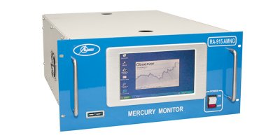 Lumex - Model RA-915AMNG - Mercury Monitor