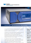 Model T102 - UV Fluorescence TRS Analyzer – Specification