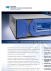 Model T108U - Ultra-Sensitive Total Sulfur Analyzer – Specification